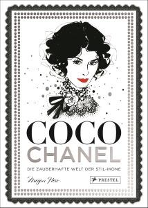Coco Chanel von Megan Hess