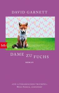 Dame zu Fuchs von David Garnett