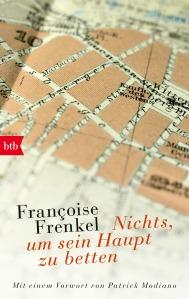 Nichts um sein Haupt zu betten von Francoise Frenkel