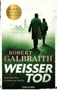Weisser Tod von Robert Galbraith