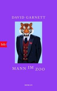 Mann im Zoo von David Garnett