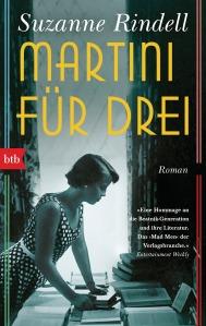 Martini fuer drei von Suzanne Rindell